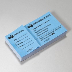 Billet ticket